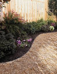Cheap Landscape Edging How To Lay A Budget Friendly Gravel Path Walkways Yards And