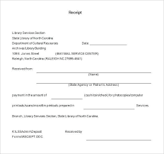 receipt templet receipt format salary receipt template 7 salary receipt template