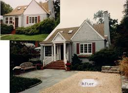 Cape Cod Expansion Renovation Silver Spring Md Exterior