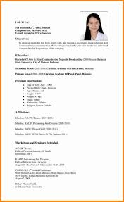 3+ Applicant Resume Sample Objectives | Driver-Resume in Applicant Resume  Sample Objectives 2079