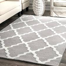 hand woven area rugs silvia natural rug wrought studio gray hand woven gray area rug