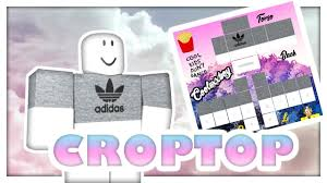 How To Make A Roblox Shirt On Paint Net How To Make A Realistic Croptop Shirt On Roblox Paint Net