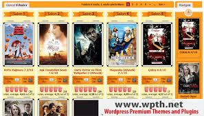 Wordpress Movie Theme Creaproject Wordpress Movie Film Theme Wordpress Themes