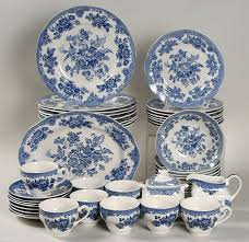 Blue And White China Pattern Beauteous Special Offer On Select Dinnerware Sets At Replacements Ltd