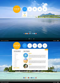 Travel Templates Travel Agency Html5 Template Id 300111659 From Bootstrap Template Com