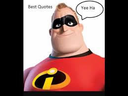 The Incredibles Quotes Unique The Incredibles Bank Heist Best Quotes YouTube