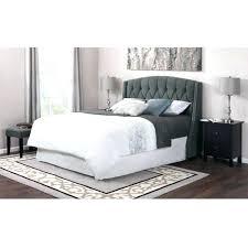 dark grey headboard bedroom ideas dark grey headboard gray linen fabric single velvet bedroom ideas fabric