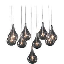 multi light pendant lighting. Fabulous Teardrop Light Fixture For Your Interior Lighting Decoration: Modern Low Voltage Multi Pendant S