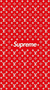 Lv Pattern Classy LV X Supreme Box Logo Stencil Set FEELGOOD THREADS