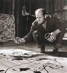 jackson pollock biography artist schoolworkhelper in 1938 jackson pollock went to see a psychoanalysis to help him get over a drinking problem but he couldn t express himself well enough