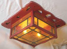 Arts Crafts Lighting Fixtures Arts Crafts Lighting Fixtures For And Ceiling Lights