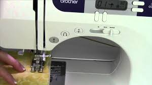 Brother CS 6000i 40 Walking Foot Machine Quilting - YouTube &  Adamdwight.com