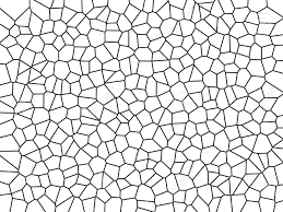 Stained Glass Pattern Cool Stained Glass Pattern Illustration Useful As A Background Stock