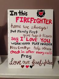 Firefighter Love Quotes Adorable Firefighter Girlfriend Poems