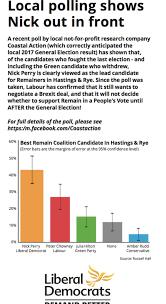 News Liberal Conservative Chart General Election 2019 The Bar Chart War In One Battleground