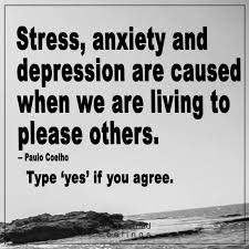 Motivational Quotes For Depression Simple Positive Quotes Stress Anxiety And Depression Are Caused When We
