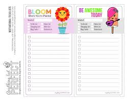 Cute Lists Cute To Do List Free Not For Sale