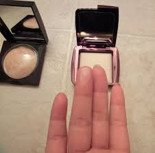 reviews hourglass ambient lighting powder ethereal light and laura mercier matte radiance baked powder compact highlight 01