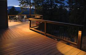 deck lighting ideas. Executing The Deck Lighting Ideas \u2014 Diamond Rugs For Low Voltage E