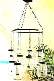 candle chandelier home depot outdoor fashionable chandeliers garden covers