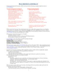 Service Contract Sample Software Contract Template With Maintenance Service Contract Sample 9