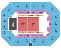 Owensboro Sportscenter Seating Chart Owensboro Sportscenter Tickets Seating Charts And Schedule
