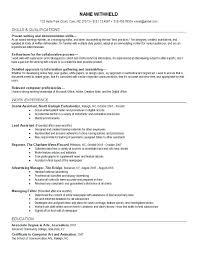 free resume editor  foodcity.me