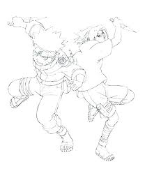 Coloring Pages Naruto Coloring Book Pages Shippuden Naruto
