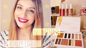 illuminate by ashley tisdale bh cosmetics haul kezziescorner you