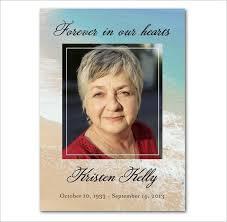 Memorial Card Template Memorial Card Template Beautiful Obituary Cards