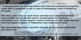 Emc Quote Magnificent Hurricane Quote For Matson Blog InFocus Blog Dell EMC Services