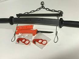 ProSafe 12 inch Two Handed Flesh Knife 6 Pc Fur ... - Amazon.com