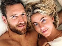 Julianne Hough and husband Brooks Laich ...