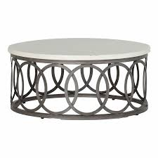 Colorful chromatic concrete side tables bedside table coffee table round concrete table ombre color indoor outdoor light weight west elm. Summer Classics Ella Coffee Table Reviews Perigold