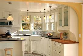 corner curio cabinet for traditional kitchen with corner sink