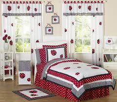 Ladybug Bedroom Sweet Jojo Designs Little Ladybug Collection 3pc Full Queen