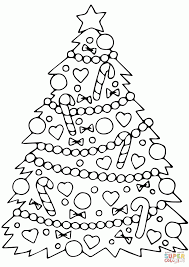 Small Picture Coloring Pages Free Coloring Pages Christmas Tree Coloring Pages