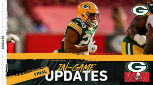Madden nfl 2018 cabra edition ps4. Buccaneers Down Packers 38 10