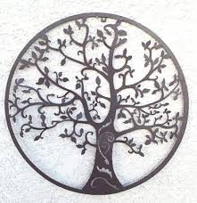get quotations world best rustic tree of life metal wall hanging garden art 24 inches on white tree of life metal wall art with cheap wall art metal tree find wall art metal tree deals on line at