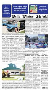 Belle plaine herald july 27, 20 by Belle Plaine Herald - issuu