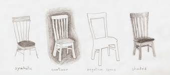 chair drawing easy. Tutorial: Realistic Drawing | Ludum Dare Chair Easy
