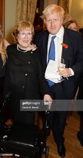 Mayor of London Boris Johnson and mother Charlotte Johnson Wahl... News  Photo - Getty Images