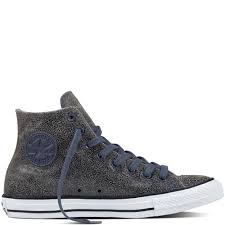 converse chuck taylor all star fashion leather high tops womens black white shoes 130zmpgt