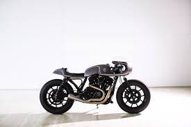 2016 harley davidson sportster forty eight cafe racer by rough crafts