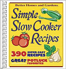 Small Picture Simple Slow Cooker Recipes Better Homes Gardens Cooking
