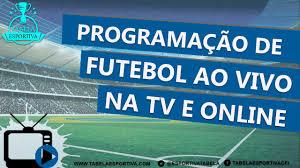 Programação dos jogos de hoje domingo guia de onde assistir Futebol Ao Vivo  na TV e Online (14/02/2021)