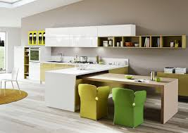 White Kitchen With Hardwood Floors Delightful Apartment Modern Kitchen Design Inspiration Shows