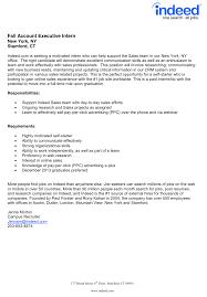 Indeed Resume Example indeed sample resume Tiredriveeasyco 2