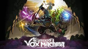 Loạt phim hoạt hình The Legend of Vox Machina: Phim truyền hình về vai trò  quan trọng được giải thích