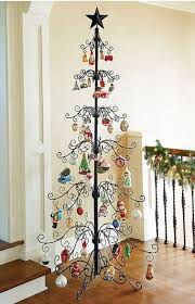 Christmas Tree Ornament Display Stands Mesmerizing Ornament Trees Christmas Ornament Stand And Hooks Hangers